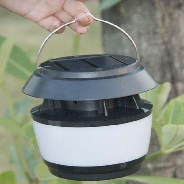 Solar Garden Light With Mosquito Repellent