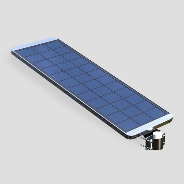 Solar Led Street Light with Ultra-thin design
