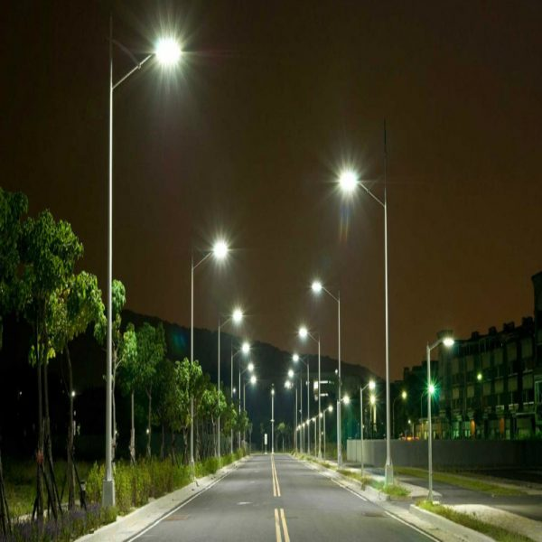 Solar Led Street Light with Ultra-thin design