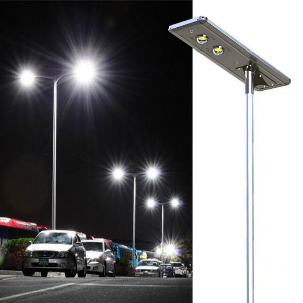 Solar Led Street light Ultra-thin design