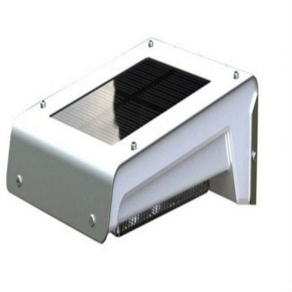 Solar Motion Light With AAA Removable Battery