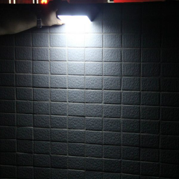 Solar Motion Wall Led Light