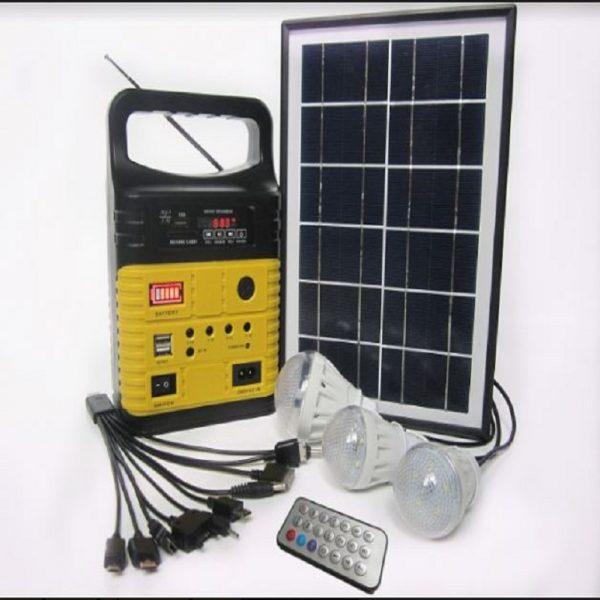 Solar Portable Lamp2