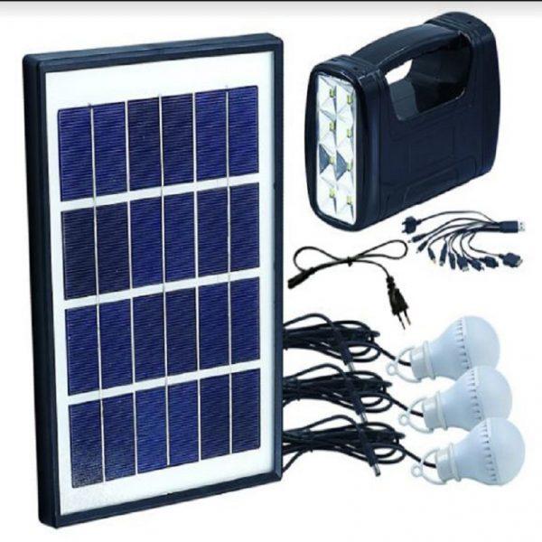 Solar Portable Lamp6