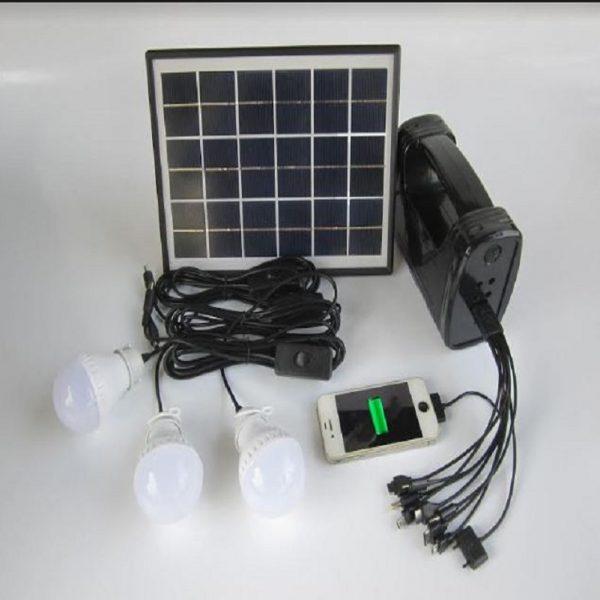 Solar Portable Lamp7
