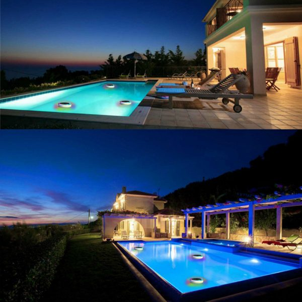 Solar Swimming Pool Led Light