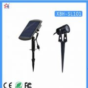 1 Watt Solar Flood Light with Aluminum Alloy Material