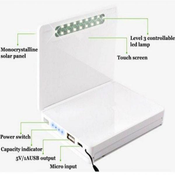 Portable Dual USB Smart Power Bank