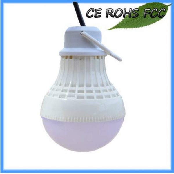 Solar Bulb Camping Light with 2 Watt-best features