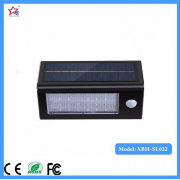 Solar LED Motion Sensor Light-3.5 Watt-8 Hours Working Time