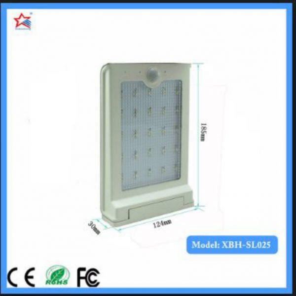 Solar LED Street Light- 1.2 Watt-Wall Light