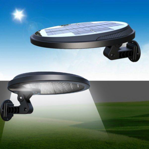 Solar Motion Led Light