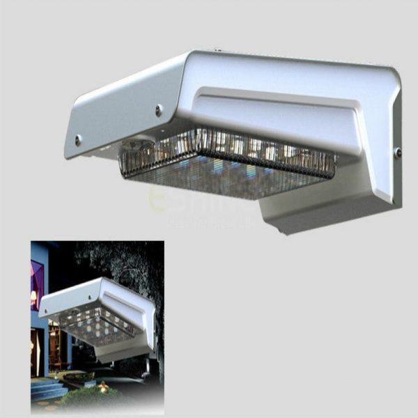 Solar Motion Wall Light