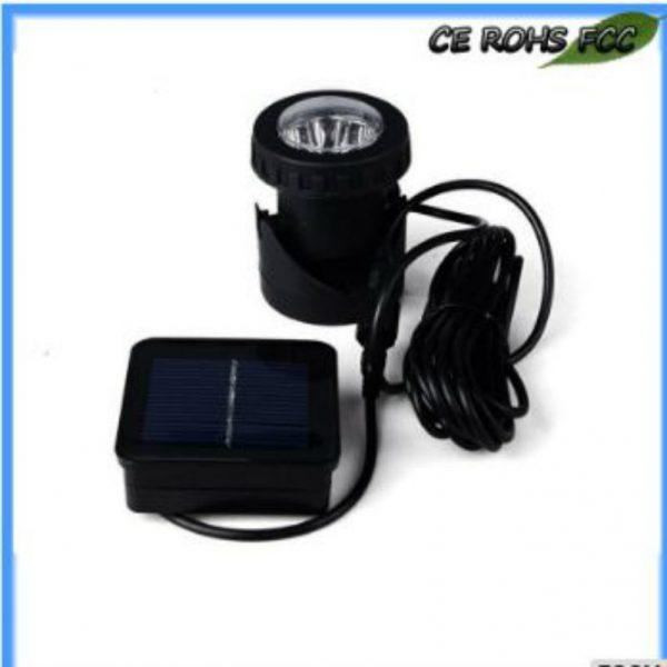 Solar Pool Light-2 Watt-Aluminum Alloy +ABS + Nylon Body Material