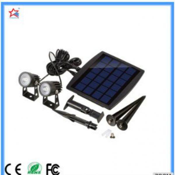 Solar Spot Light-2.5 Watt-highly used in Garden areas