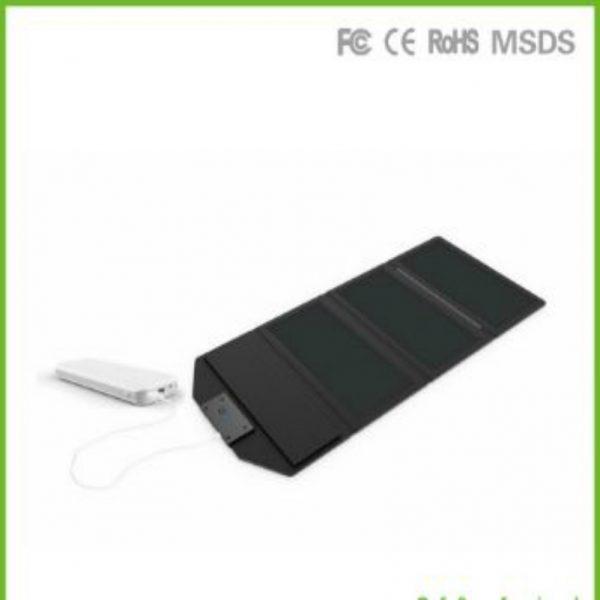 Solar charger 18 Watt-All purpose usage like Flashlight and Warning Light