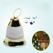 Bell Shape Led Decoration Light with Music