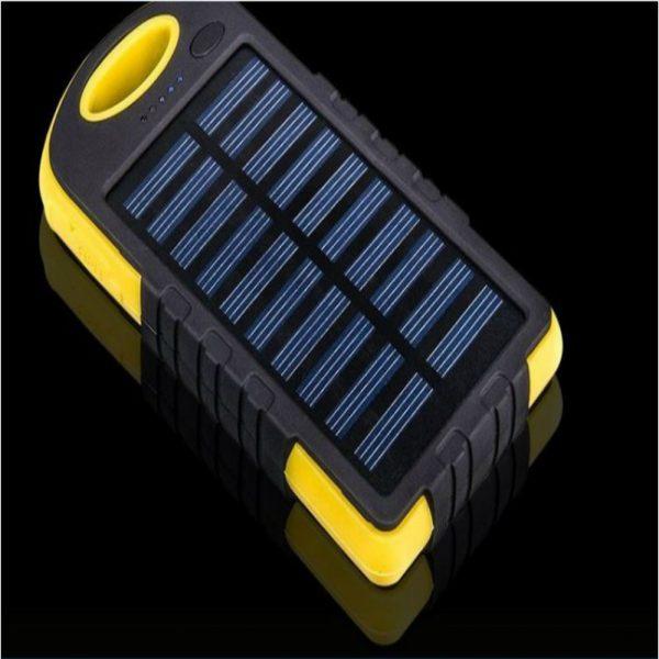 Portable Solar Charger 12000 mAh