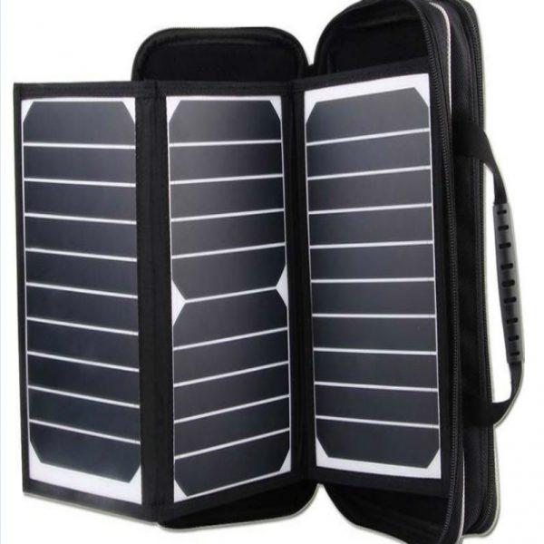 Portable Solar Charger 26 Watt