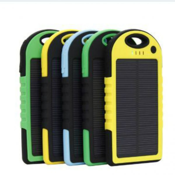 Portable Solar Charger 5000 mAh