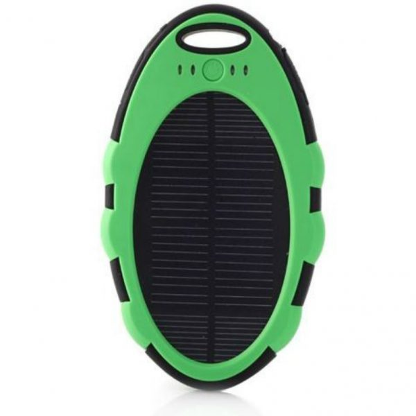 Portable Solar Charger 5000mAh for iPhone