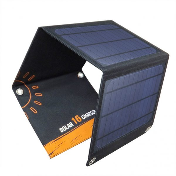 Portable Solar Charger Bag