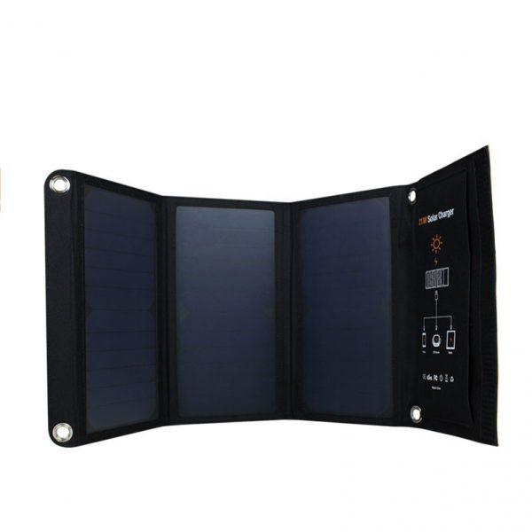 Portable Solar Charger Bag