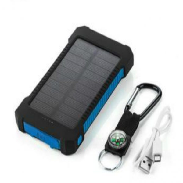 Solar Charger 10000 mah with attractive features