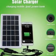 Solar Charger 12000 mAh with best material