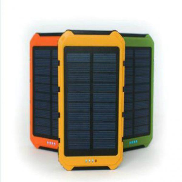 Solar Charger New square design Solar Panel 8000mAh