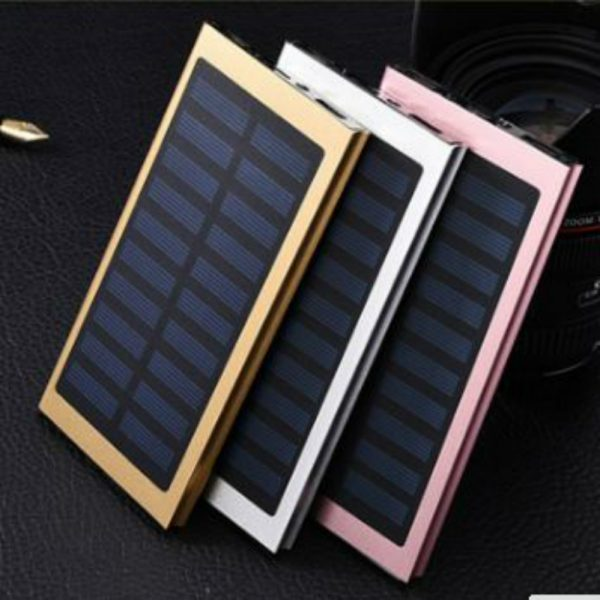 Solar Power Bank waterproof Solar Charger 10000 mAh