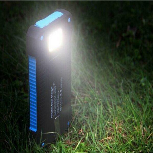 Universal Waterproof Solar Charger 10000 mAh